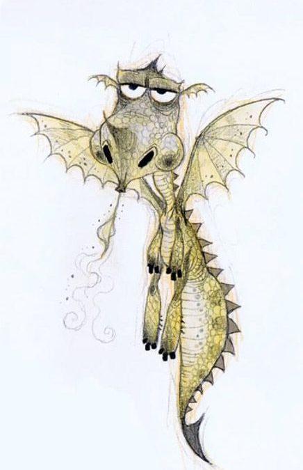 Belemmerende overtuigingen? Verhalen en draken.